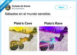 Enlace a No me quiero imaginar un domingo en la caverna, por @CunadoHeleno