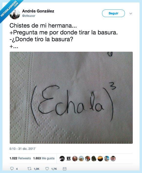 chiste,matemático