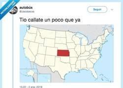 Enlace a Se hace viral este juego con los estados de USA y hay algunos que son buenísimos, por @Jacobecxs
