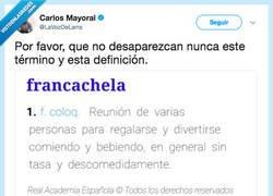 Enlace a Etiqueta a esos amigos con quien te irías de Francachela, por @LaVozDeLarra