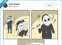 Enlace a Nadie le ha preguntado, por @Jonh_maon