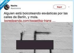 Enlace a La iniciativa que está dejando las calles de Berlín limpias de nazis, por @ipatolorente