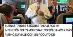 Enlace a Cuando eres el Papa y te tienes que meter a rapear para llegar a fin de mes, por @homeworld