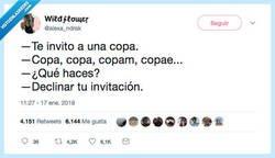 Enlace a Así es como te rechaza un estudiante de Latín, por @alexa_ndrak