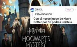 Enlace a La noticia que todos los fans de Harry Potter estábamos esperando, por @Hogwartssite