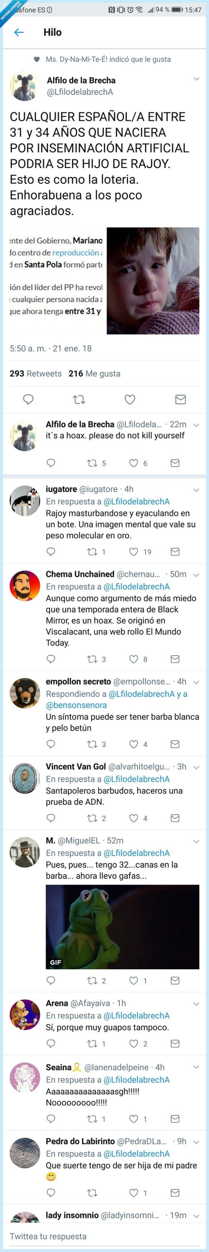 Rajoy,Twitter