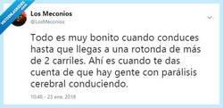 Enlace a Las rotondas de más de 2 carriles, por @LosMeconios