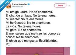 Enlace a Queeeee me casoooo. NO, por @lavecinarubia