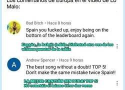 Enlace a España tiene canción para Eurovisión y el resto de Europa piensa esto de nosotros, por @craverest