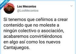 Enlace a El humor en 2018, por @LosMeconios