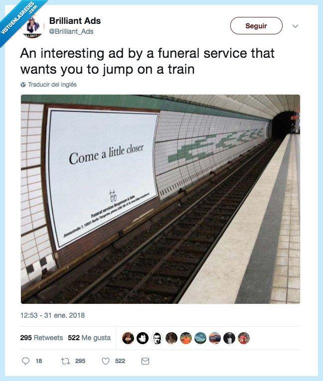 marketing,tren,tunel