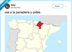 Enlace a Una Bagette, por @windychest