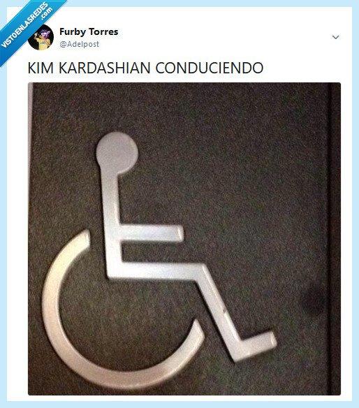 adelpost,conducir,kim kardashian