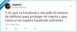 Enlace a Facebook sabe demasiado, por @albertobando