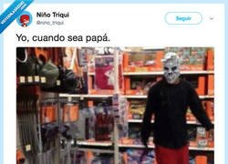Enlace a Me as parent, por @nino_triqui
