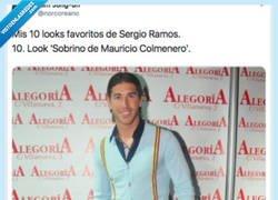 Enlace a @Norcoreano hace un ranking de los 10 mejores looks de Sergio Ramos y es buenísimo