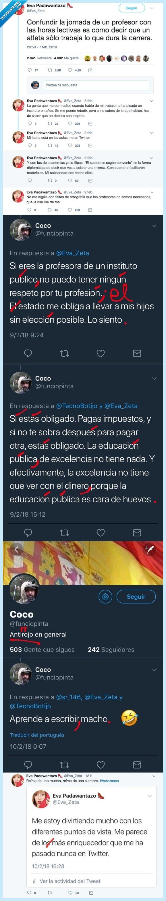 corona,educacion,profesora