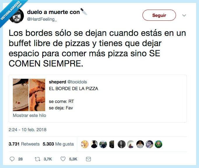 bord,buffet,pizza