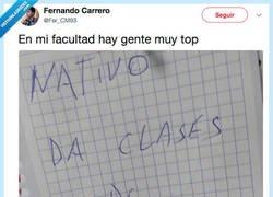 Enlace a Clases de Latín por un latino, por @Fer_CM93