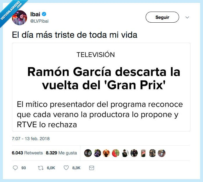 grand prix,ramon garcía