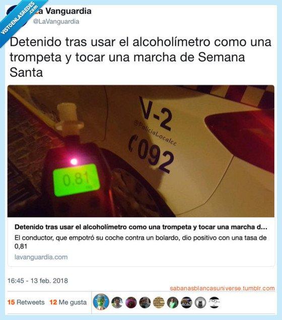 alcoholimetro,policia