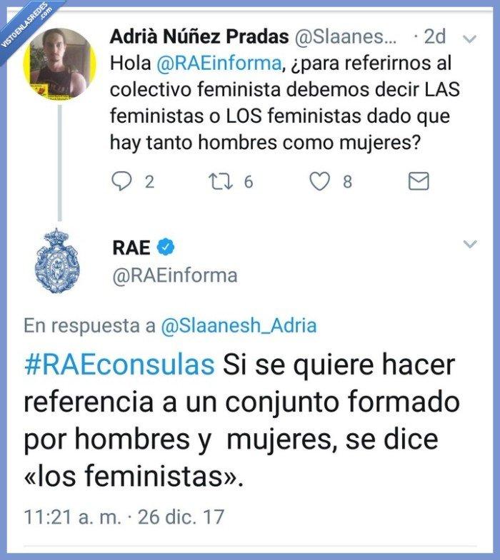 feminismo,feministas,neoturbpatriarcado opresor,Rae