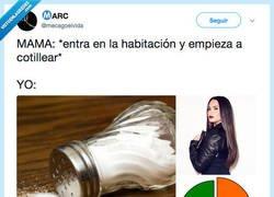 Enlace a No cuesta pillarlo, por @mecagoeivida