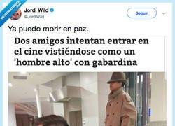 Enlace a Se han pasado la vida, por @JordiWild
