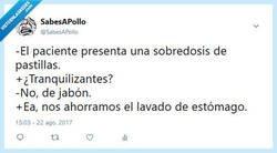Enlace a Algo es algo, por @SabesAPollo