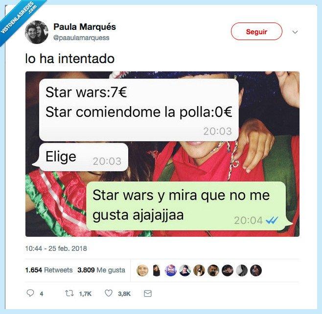 elegir,plan,star wars
