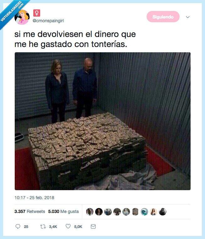 dinero,inmensa,rica,tonterías