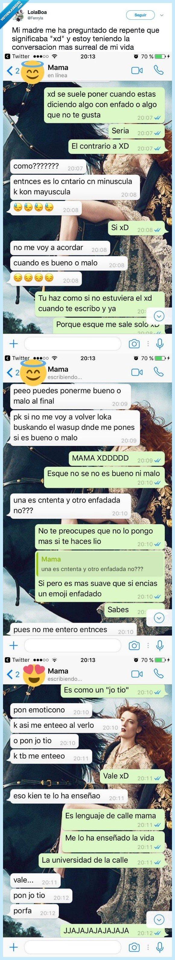 madre,xd