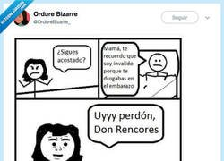 Enlace a Don Rencores se ha enfadado, por @OrdureBizarre_