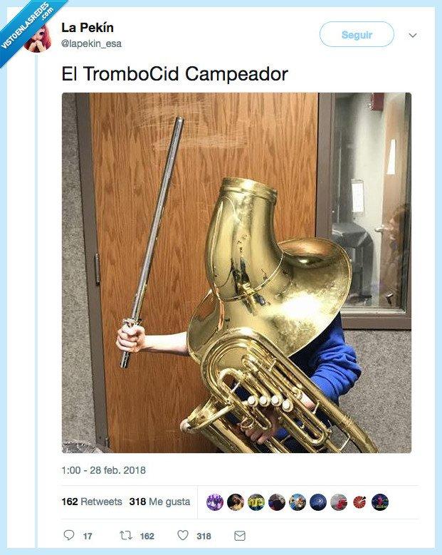 campeador,tombocid