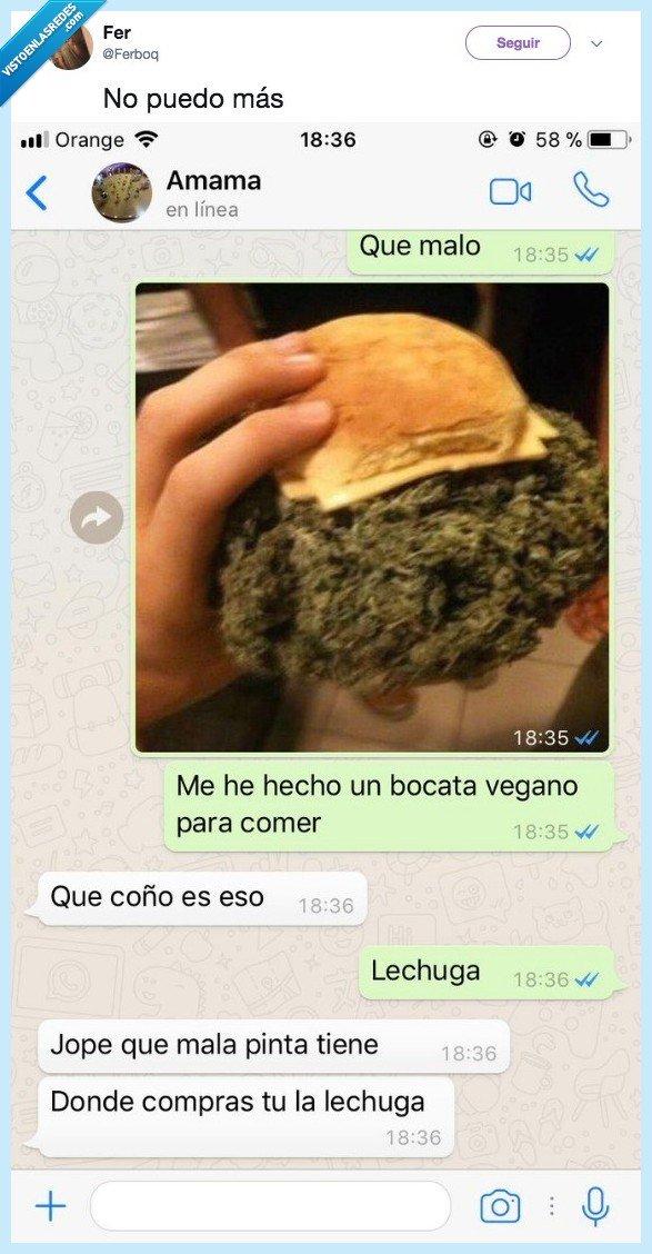 comida,hamburguesa,lechuga