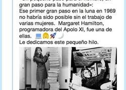 Enlace a Hamilton: la historia de esta mujer programadora que revolucionó el mundo un mundo de hombre, por @astrochatgame