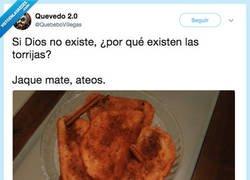 Enlace a Al único Dios que le rezo, por @QuebeboVillegas