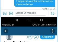 Enlace a Le enseña al crack de su amigo a usar Twitter y todavía nos estamos riendo con su respuesta, por @femirizos