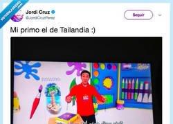 Enlace a Jordi Cruz y su primo tailandés, por @JordiCruzPerez