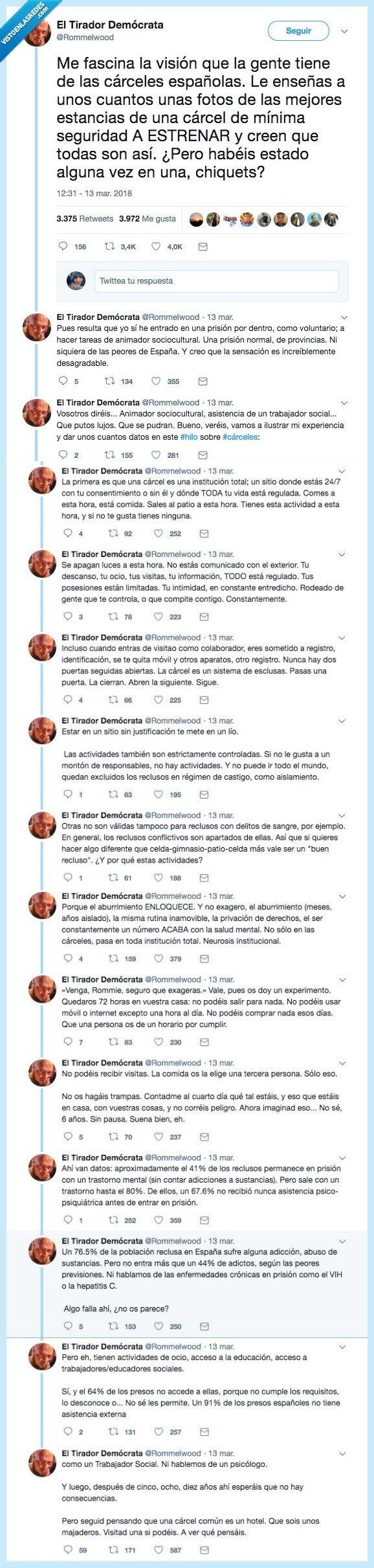 cárcel,españolas,realidad