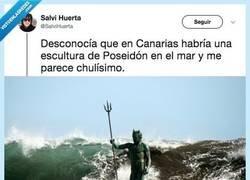 Enlace a En Canarias no solo hay plátanos, por @SalviHuerta