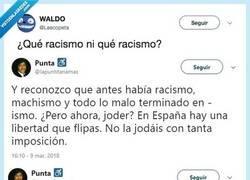 Enlace a El racismo no existe: son los padres, por @Lascopeta