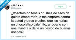 Enlace a Los tipos de crush, por @little_drunk_