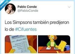 Enlace a Los Simpsons ya predijeron lo de Cifuentes, por @PabloConde