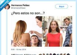 Enlace a Ya tenemos el final de la historia, por @HermanosPelaez