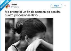 Enlace a Si a tu novio le gusta la Semana Santa, por @Trastisima