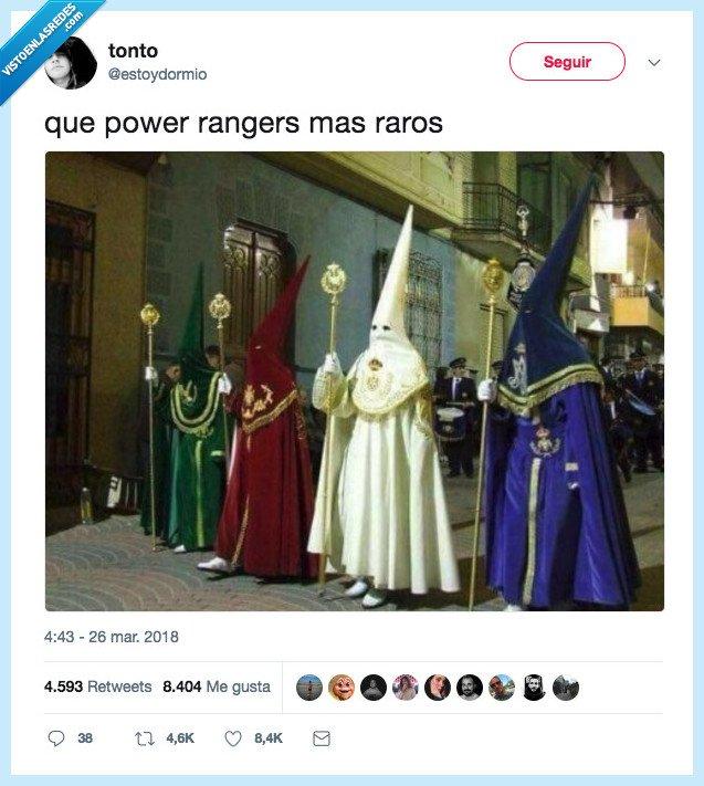 nazareno,powuer ranger