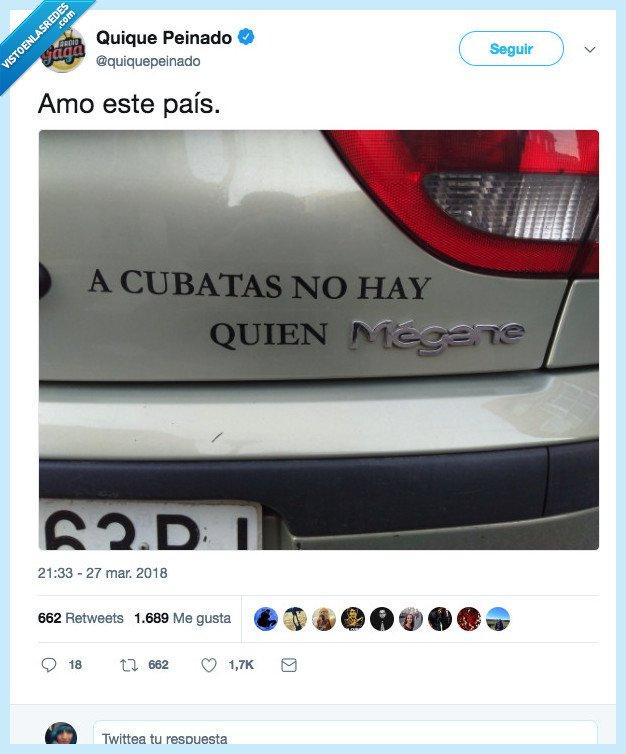 coche,megane,representar