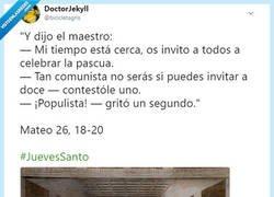 Enlace a La Biblia contada a los españoles, por @bicicletagris
