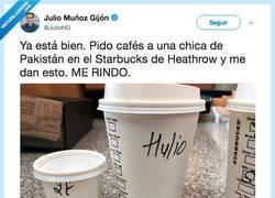 Enlace a No han visto a un Julio en su vida, Hulio, por @JulioMG